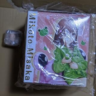 KOTOBUKIYA - 御坂美琴ゲコ太まみれver.豪華版|至福の笑顔パーツ付き
