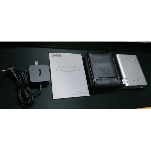 ASUS(エイスース)のASUS ZenBeam E1 スマホ/家電/カメラのテレビ/映像機器(プロジェクター)の商品写真
