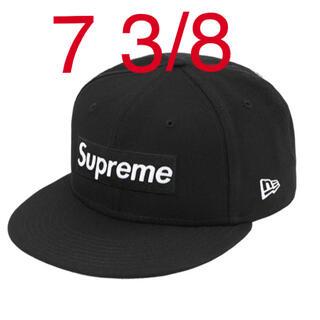Supreme - supreme Champions Box Logo New Era 3/8 黒