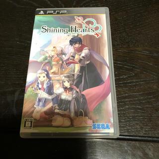 プレイステーションポータブル(PlayStation Portable)のシャイニング・ハーツ PSP(携帯用ゲームソフト)