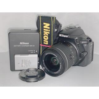 Nikon - 【新品級】Nikon D5600 af-p 18-55mm レンズキット