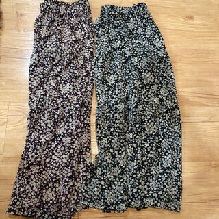 コムサイズム(COMME CA ISM)のコムサイズム 色違い フレアスカート(ひざ丈スカート)