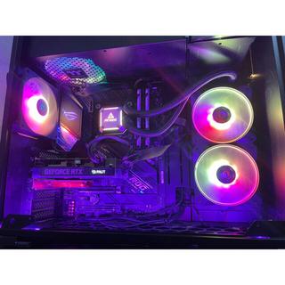 自作ゲーミングPC i9-10900K RTX3060 検) RTX3080