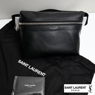 サンローラン(Saint Laurent)の新品 2020AW Saint Laurent レザー シティ ベルトバッグ(ボディーバッグ)