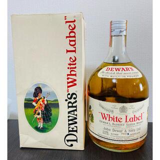 デュワーズ 80年代 1750ml オールドボトル(ウイスキー)