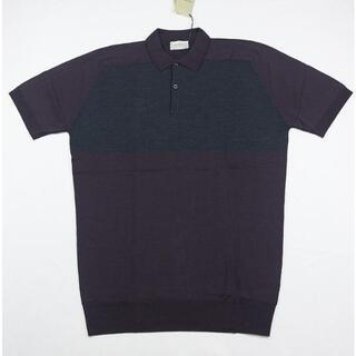 ジョンスメドレー(JOHN SMEDLEY)の新品 ジョンスメドレー ポロシャツ XLサイズ(ポロシャツ)