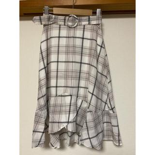 アラマンダ(allamanda)のマーメイドスカート(ひざ丈スカート)