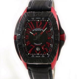 フランクミュラー(FRANCK MULLER)のフランクミュラー  コンキスタドール グランプリ 8900SC DT G(腕時計(アナログ))