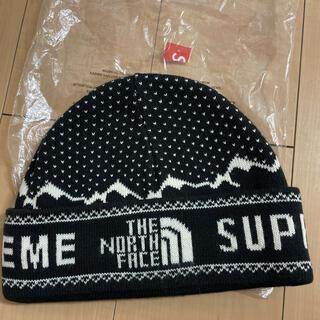 Supreme - シュプリーム ニット帽 ノースフェイス