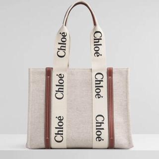 Chloe - クロエ トートバッグ ミディアムトートバッグ woody