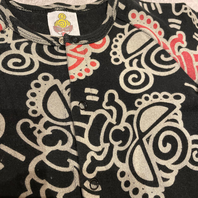 HYSTERIC MINI(ヒステリックミニ)のヒステリックミニ ロンパース キッズ/ベビー/マタニティのベビー服(~85cm)(ロンパース)の商品写真