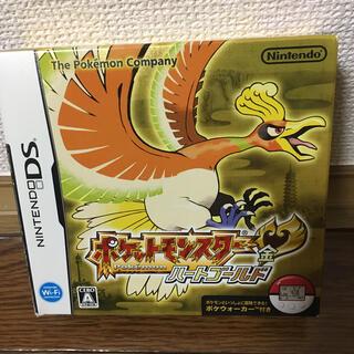 ポケットモンスター ハートゴールド DS(携帯用ゲームソフト)