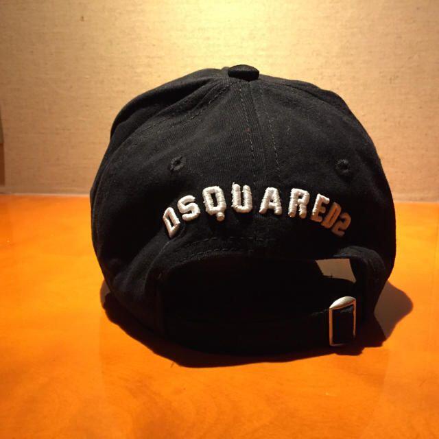 DSQUARED2(ディースクエアード)のディースクエアード ICON 帽子 キャップ メンズの帽子(キャップ)の商品写真