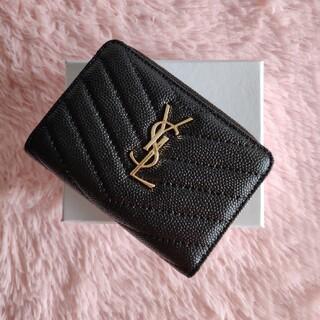 Yves Saint Laurent Beaute - ♥美品♥Saint Laurent 財布 小銭入れ 名刺入れ コインケース