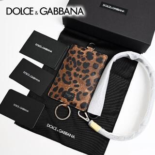 DOLCE&GABBANA - 新品 Dolce & Gabbana クロスボディカードホルダー