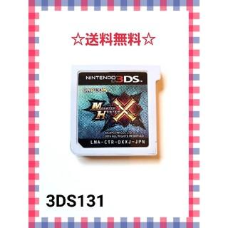 ニンテンドー3DS(ニンテンドー3DS)のモンスターハンタークロス(携帯用ゲームソフト)