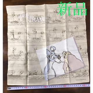 Disney - 新品 わんわん物語 レディ & トランプ ランチクロス