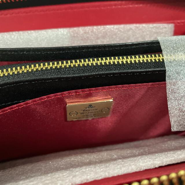 Vivienne Westwood(ヴィヴィアンウエストウッド)のVivienne Westwoodヴィヴィアンウエストウッド長財布☆レザー☆ レディースのファッション小物(財布)の商品写真