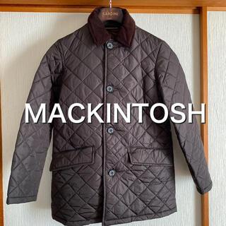 マッキントッシュ(MACKINTOSH)のセール【極美品】MACKINTOSH キルティングジャケット ブラウン(その他)