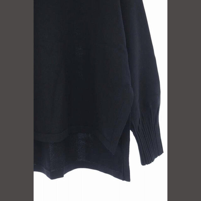 ADORE(アドーア)のアドーア ADORE 20SS ドライストレッチニットプルオーバー カットソー レディースのトップス(カットソー(長袖/七分))の商品写真