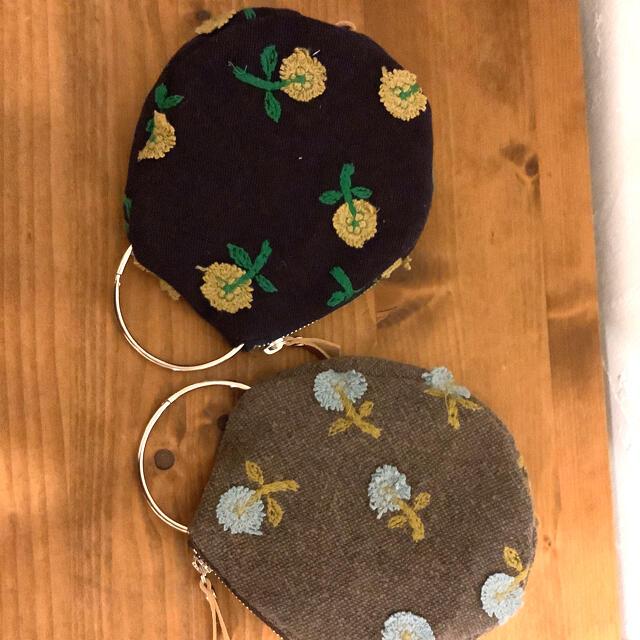 mina perhonen(ミナペルホネン)の確認 レディースのファッション小物(ポーチ)の商品写真
