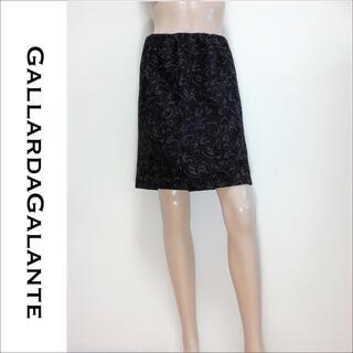 GALLARDA GALANTE - GALLARDA GALANTE スカート*ロペ アダムエロペ ロエベ