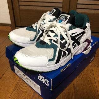 ミタスニーカーズ(mita sneakers)のASICS GEL-DS TRAINER OG green(スニーカー)