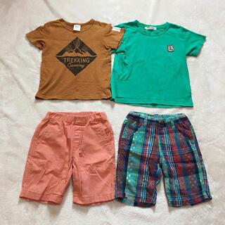 F.O.KIDS - 男の子 110㎝ Tシャツ 半ズボン まとめ売り