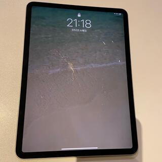 iPad - iPad pro 11inch 第1世代 64GB WiFi シルバー 液晶割れ