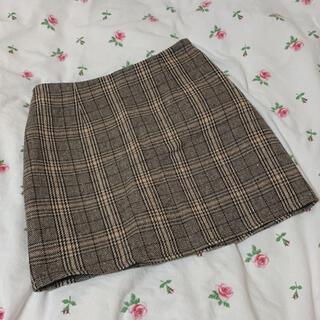 GRL - チェックタイトスカート