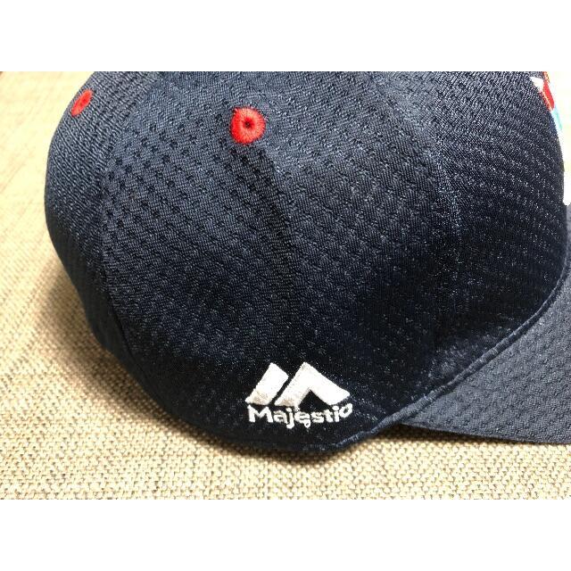 東京ヤクルトスワローズ(トウキョウヤクルトスワローズ)の21年版 東京ヤクルトスワローズ キャップ スポーツ/アウトドアの野球(応援グッズ)の商品写真