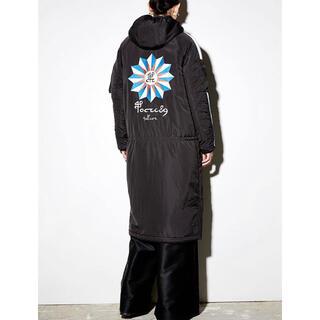 PAMEO POSE - PAMEO POSE ◆ 刺繍 ベンチコート