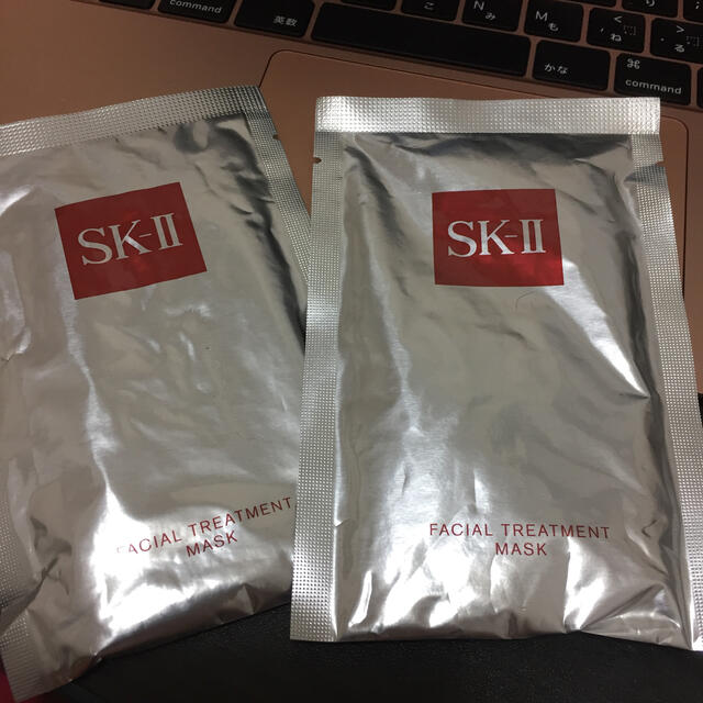 SK-II(エスケーツー)のSK-II パック 2枚セット コスメ/美容のスキンケア/基礎化粧品(パック/フェイスマスク)の商品写真