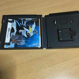 ニンテンドーDS(ニンテンドーDS)の任天堂DSソフト【ポケモンブラック2】(携帯用ゲームソフト)