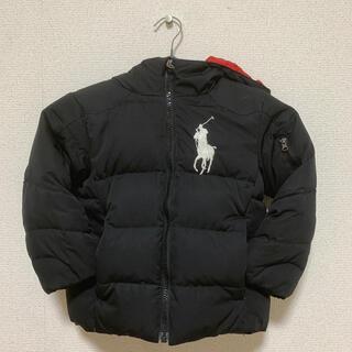 ラルフローレン(Ralph Lauren)のラルフローレンダウンジャケット100cm(ジャケット/上着)