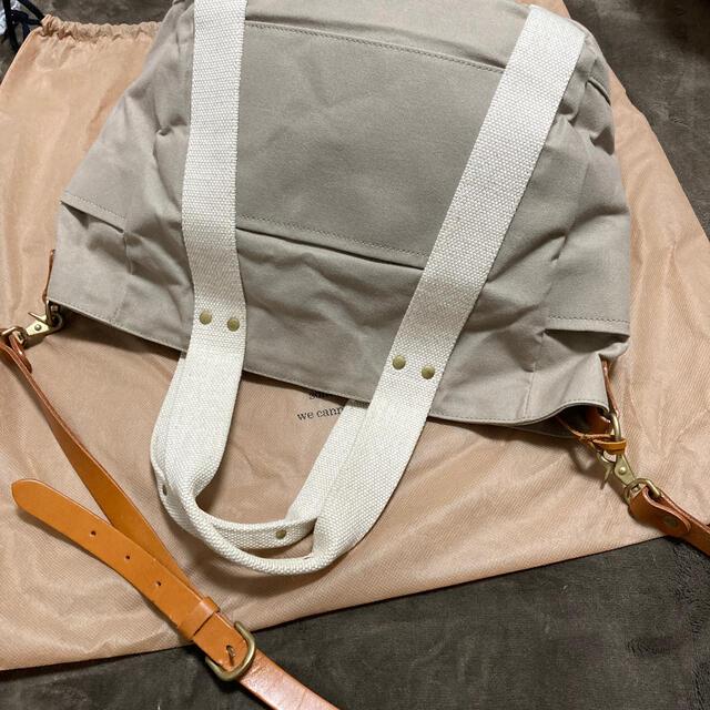 CLEDRAN(クレドラン)のしーくんママ様専用*CLEDRAN     2WAYバッグ ショルダーバッグ  レディースのバッグ(トートバッグ)の商品写真
