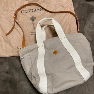 CLEDRAN - CLEDRAN   クレドラン 2WAYバッグ ショルダーバッグ トートバッグ