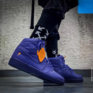 NIKE - Nike Air Jordan1 Gatorade Rush Violet