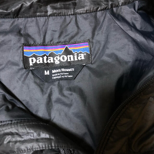 patagonia(パタゴニア)の【patagonia・パタゴニア】ナノパフベストm メンズのトップス(ベスト)の商品写真