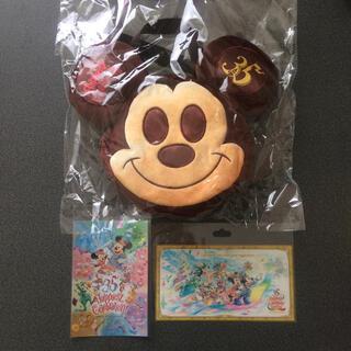 Disney - 【先着1名様★完売品★新品未使用】ミッキーパン ランチバッグ&おまけセットA