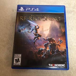 PlayStation4 - キングダムズオブアマラー