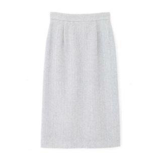 PROPORTION BODY DRESSING - プロポーションボディドレッシング ヘリンボーンロングタイトスカート