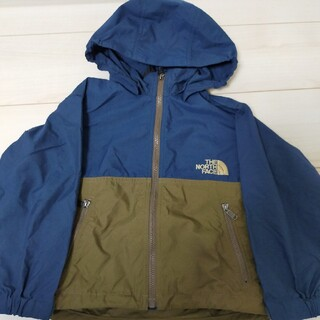 THE NORTH FACE - THE NORTH FACE コンパクト ジャケット 2way 100cm