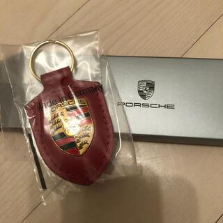 ポルシェ(Porsche)の純正品 ポルシェキーホルダー(キーホルダー)