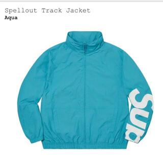 Supreme - Supreme Spellout Track Jacket サイズS