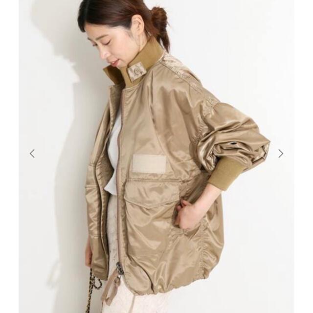 IENA(イエナ)の【みけさん様専用】VOTE MAKE NEW CLOTHES コーチジャケット  レディースのジャケット/アウター(ブルゾン)の商品写真