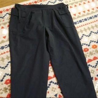SAYATOMO YASHIKI Mukabaki Cargo Pants