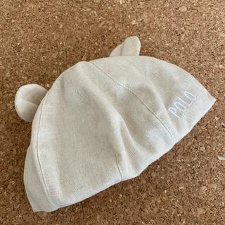 ポロラルフローレン(POLO RALPH LAUREN)のPOLO POLObaby ポロベビー ポロベア ベレー帽(帽子)