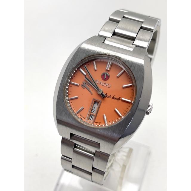 RADO(ラドー)のT291MBR★ RADO ラドー Purple Gazelle 自動巻 希少 メンズの時計(腕時計(アナログ))の商品写真