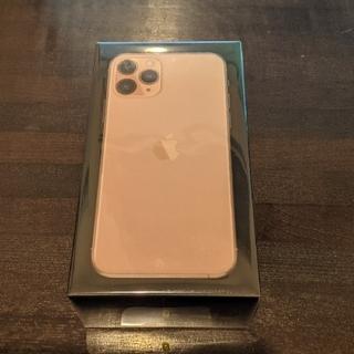 アイフォーン(iPhone)の✨シュリンク付✨新品・未使用 iPhone11 Pro 512GB Gold(スマートフォン本体)